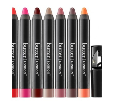 butter LONDON Lippy Bloody Brilliant Lip Crayon