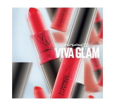 MAC Viva Glam Lipglass Miley Cyrus II