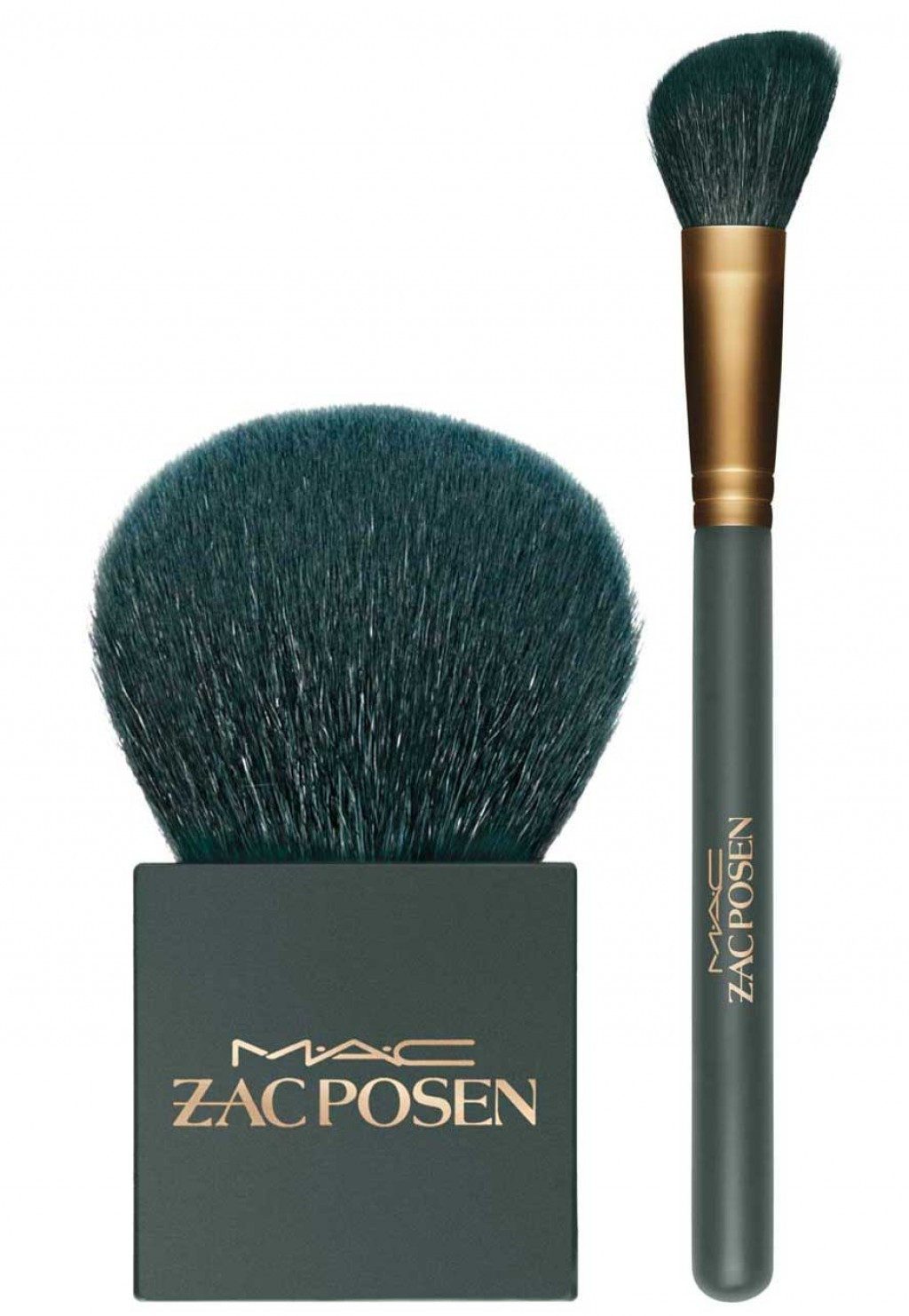 MAC Zac Posen Brushes