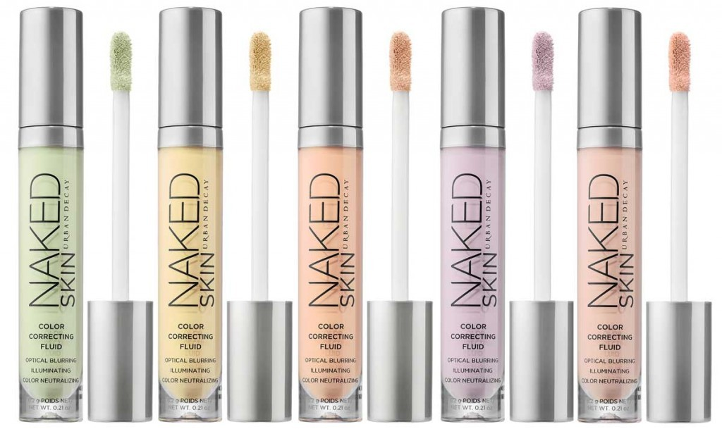 Urban Decay Naked Skin Color Correcting Fluid - Really Ree