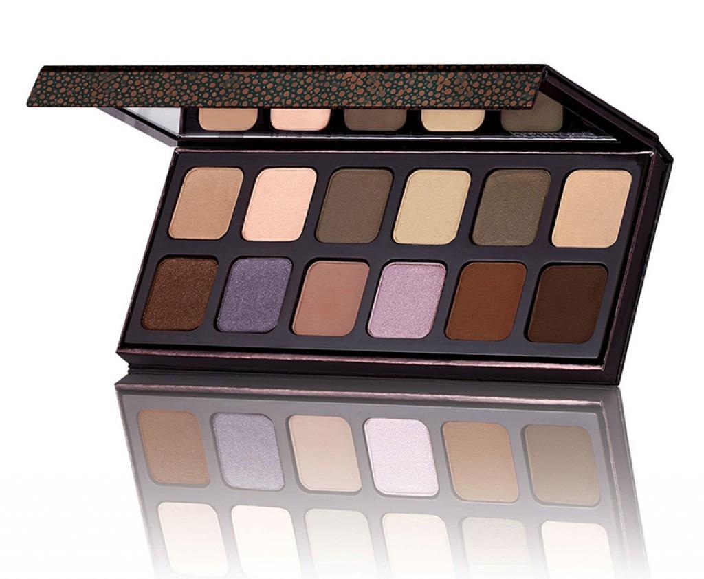 Laura Mercier Extreme Neutrals Eye Shadow Palette Makeup