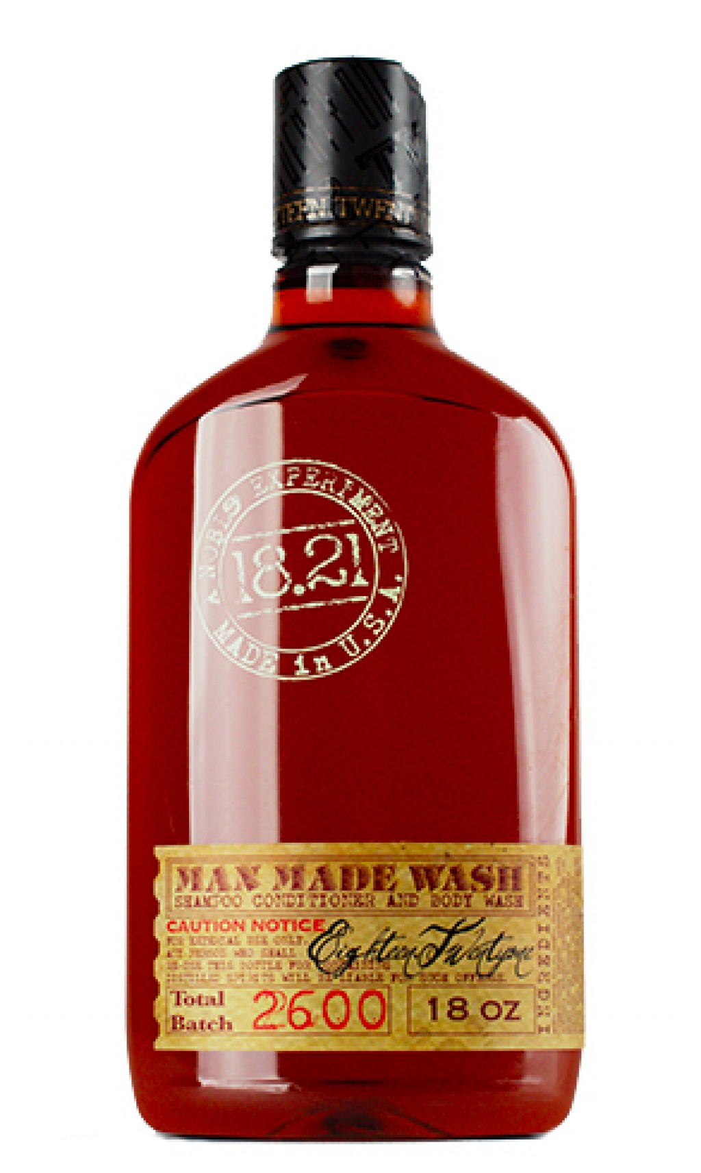 18 21 Man Made Hair Amp Body Wash Bath Amp Body Beautyalmanac