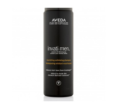 Aveda Invati Men Nourishing Exfoliating Shampoo