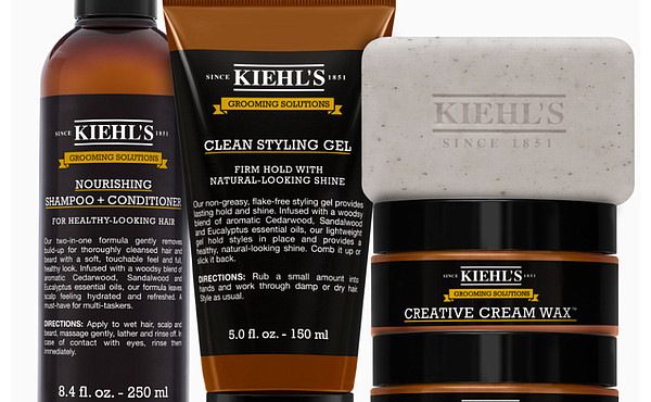 Kiehl's Since 1851 Grooming Solutions