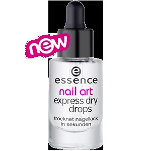 Essence Nail Art Express Dry Drops Makeup Beautyalmanac
