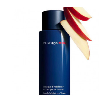 Clarins ClarinsMen Fresh Moisture Toner with Apple Cider Vinegar