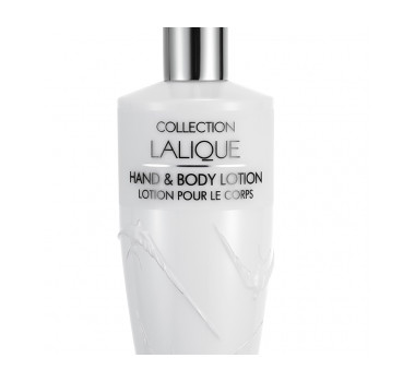 Lalique Hand and Body Lotion