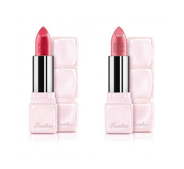 Guerlain KissKiss Shaping Cream Lip Color Happy Glow