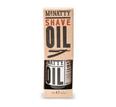 Mr. Natty Shave Oil