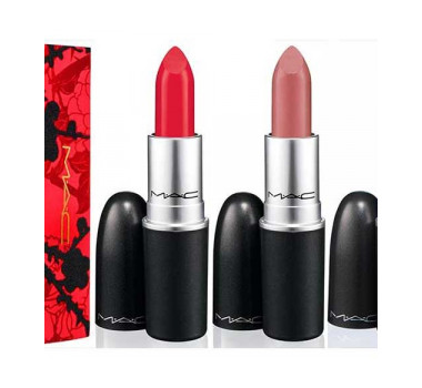 MAC Year of the Rooster Lipstick