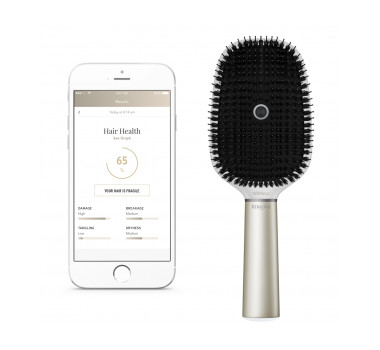 Kerastase Hair Coach Powered by Withings Hair Brush