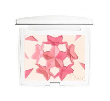 Dior Diorsnow Crystal Cherry Pollen Palette