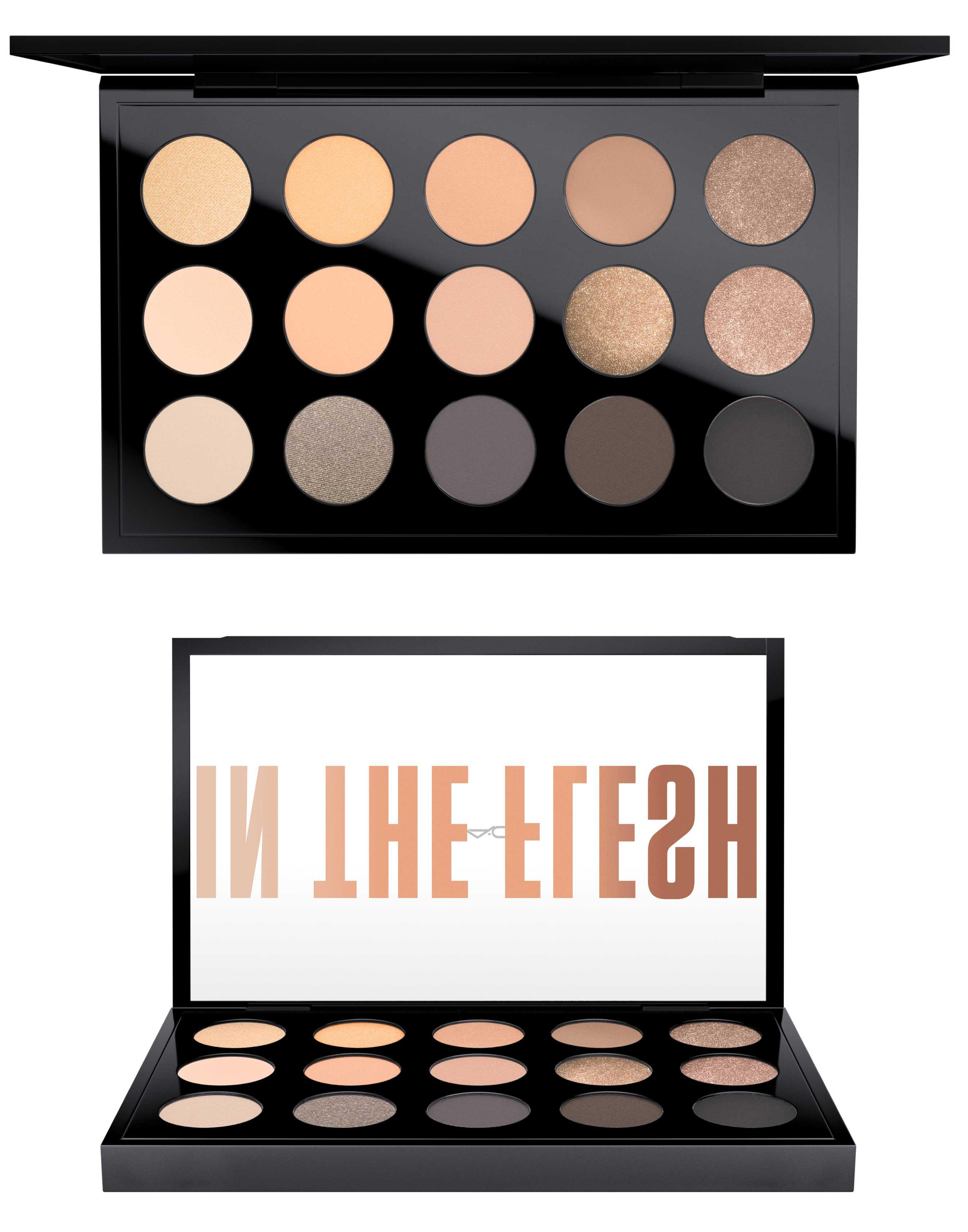 Mac eye shadow x15 flesh makeup beautyalmanac brand mac thecheapjerseys Image collections