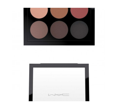 MAC Eye Shadow x9 Semi-Sweet Times Nine