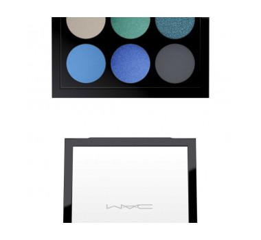 MAC Eye Shadow x9 Tropic Cool Times Nine