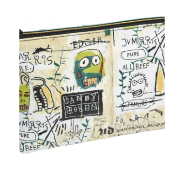 Urban Decay Jean-Michel Basquiat 1983 Cosmetic Bag