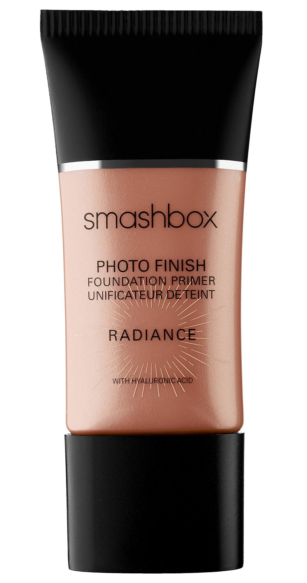 Smashbox Photo Finish Foundation Primer Radiance With Hyaluronic