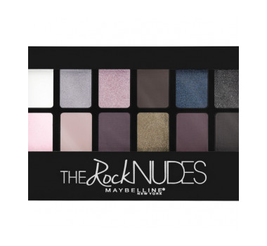 Maybelline The Rock Nudes Eye Shadow Palette