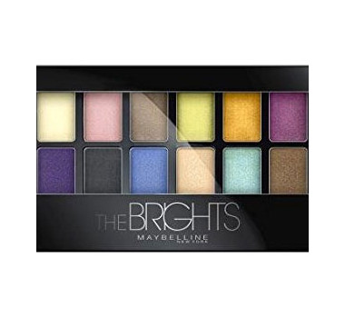 Maybelline The Brights Eyeshadow Palette