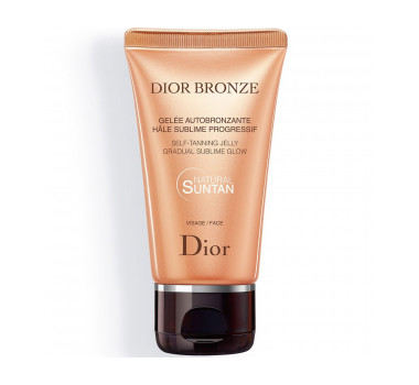 Dior Dior Bronze Self-Tanning Jelly Gradual Glow Face