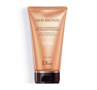 Dior Dior Bronze Self-Tanning Jelly Gradual Glow Body