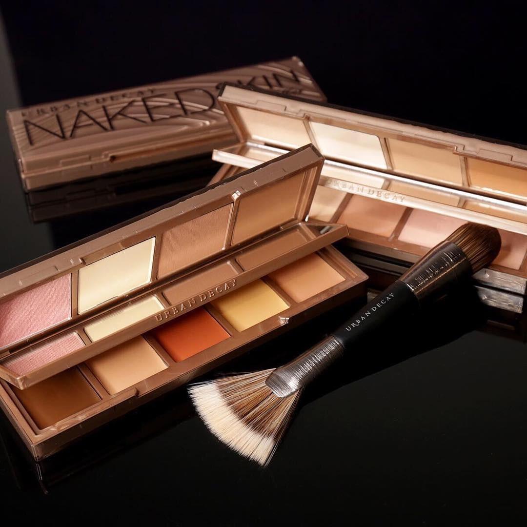 Urban Decay Naked Skin Shapeshifter Palette  Makeup -8658