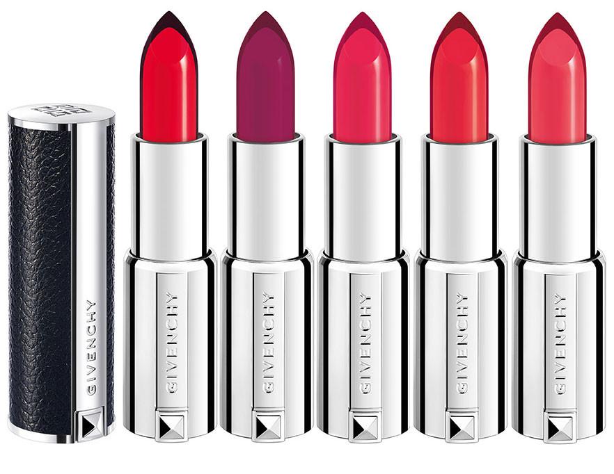 Givenchy le rouge sculpt for Givenchy rouge miroir lipstick