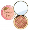 Too Faced Sweet Pie Radiant Matte Bronzer