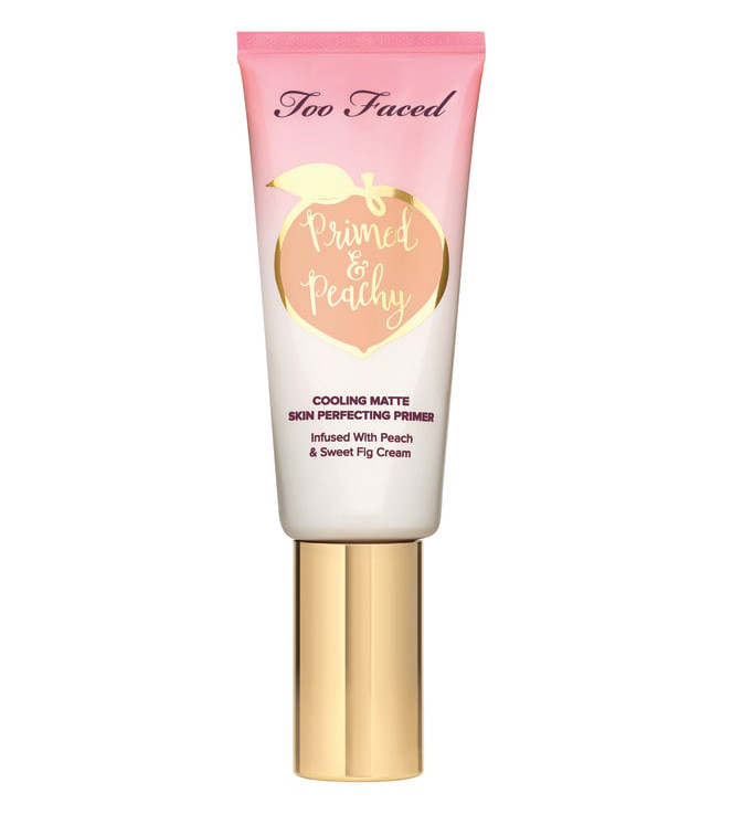 Primed & Peachy Cooling Matte Perfecting Primer by Too Faced #17