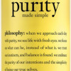 Philosophy Purity Made Simple Micellar Cleansing Water