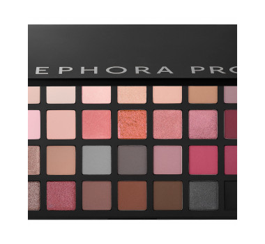 SEPHORA COLLECTION PRO Cool Eyeshadow Palette