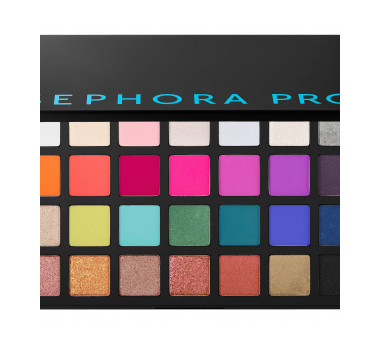SEPHORA COLLECTION Pro Editorial Eyeshadow Palette