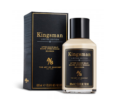 Art of Shaving Kingsman: The Golden Circle Bourbon Shave Collection After-Shave Balm