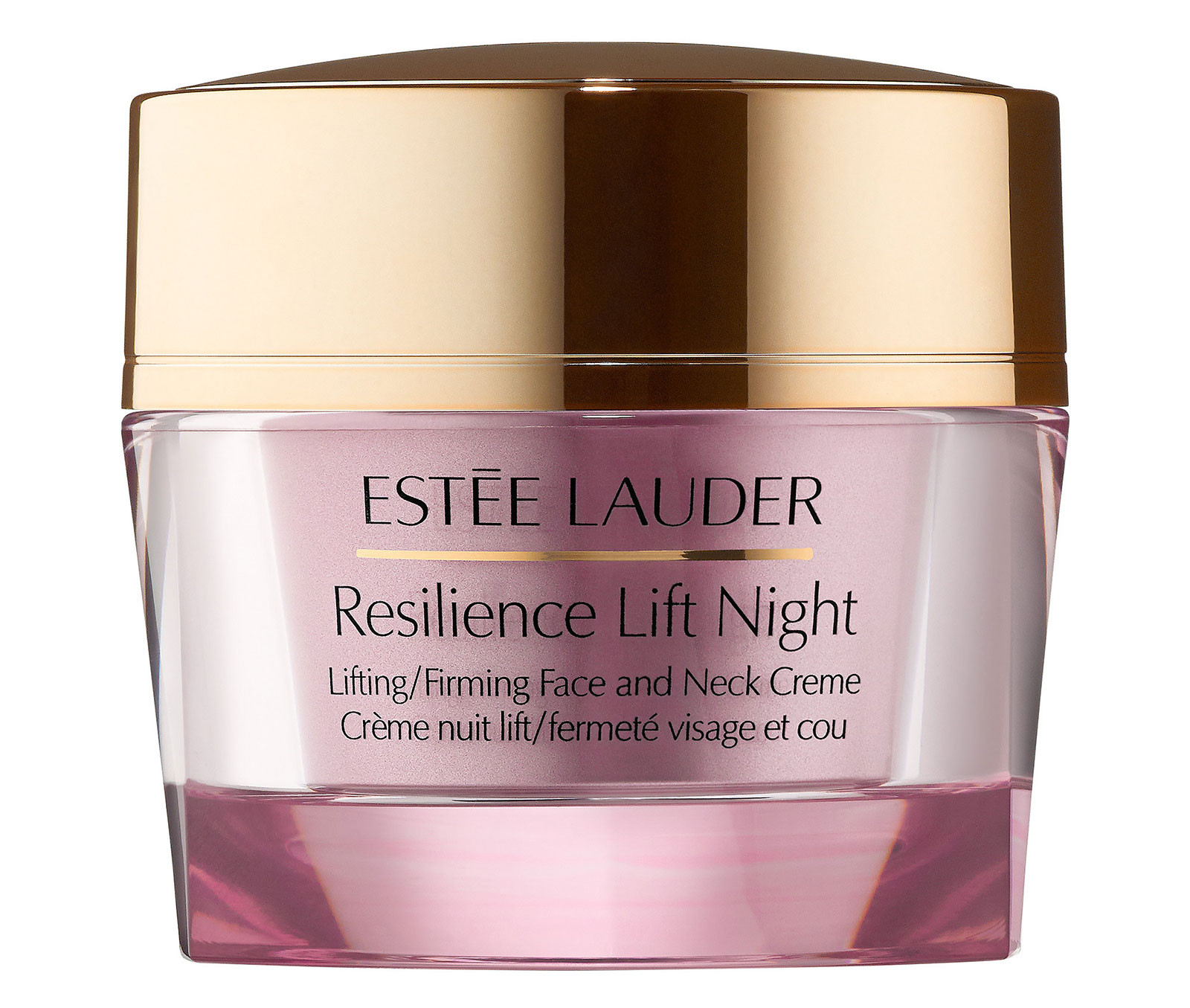 estee lauder resilience lift night face & neck cream