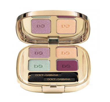 Dolce & Gabbana The Eyeshadow Quad Fall in Bloom