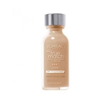 L'Oréal Paris TRUE MATCH™ Super-Blendable Makeup