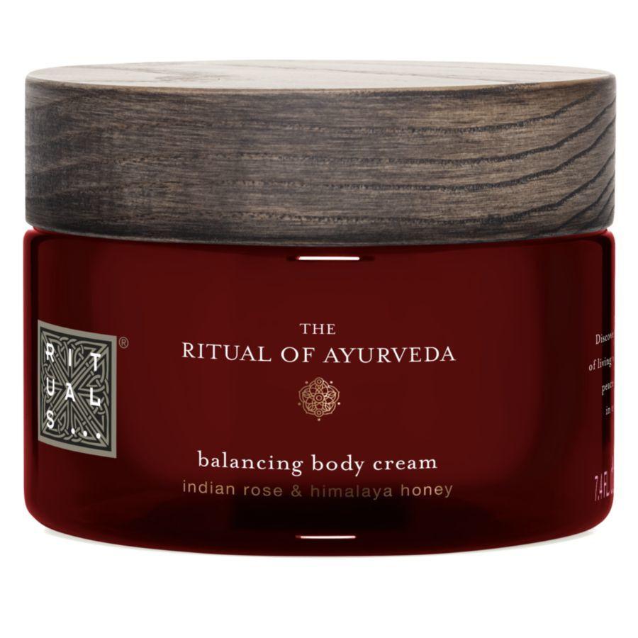 rituals ritual ayurveda balancing body cream bath body. Black Bedroom Furniture Sets. Home Design Ideas