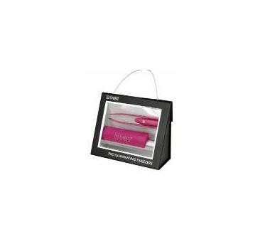 la-tweez Triangle Deluxe Box Professional Illuminating Tweezers