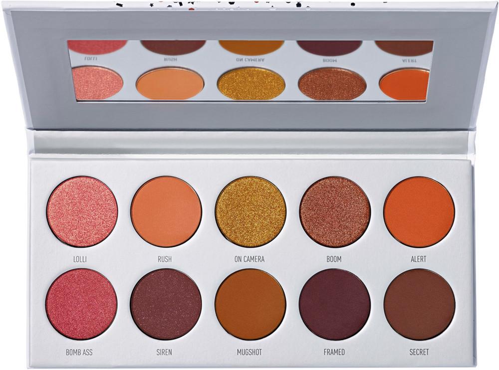 Jaclyn Hill x Morphe Palette   Purple eye makeup, Makeup
