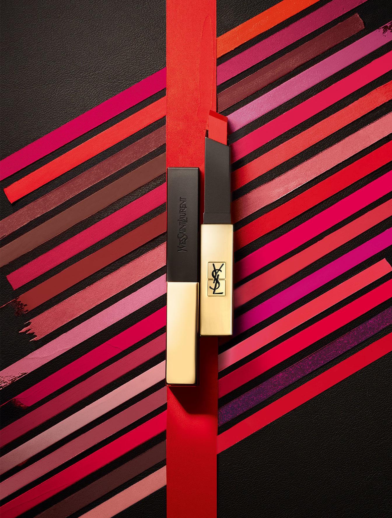 Yves Saint Laurent Rouge Pur Couture Slim Matte Lipstick