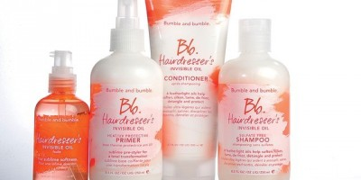 Bumble and bumble Hairdresser's Invisible Oil Collection