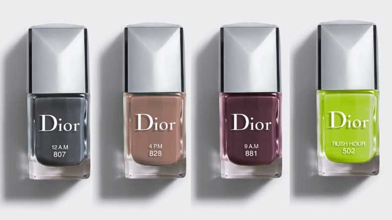 76ab109c55 Dior Vernis Power Look Limited Edition | Makeup | BeautyAlmanac