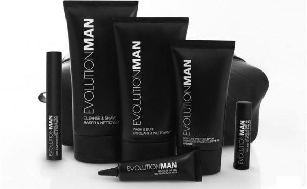 Introducing EVOLUTIONMAN - The NEW Green Skincare Regimen for Men