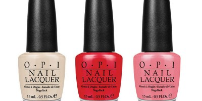 Coca-Cola by OPI Nail Lacquers