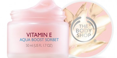 The Body Shop Vitamin E Aqua Boost Sorbet