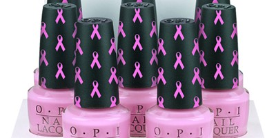 OPI Pink of Hearts Duo for 2014 Breast Cancer Awareness Month