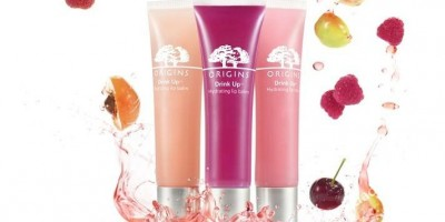 Origins Lip Balm in Berry Splash for Breast Cancer Awareness Month