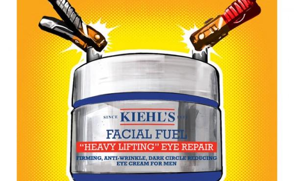 Kiehl's Facial Fuel Heavy Lifting Eye Repair for men