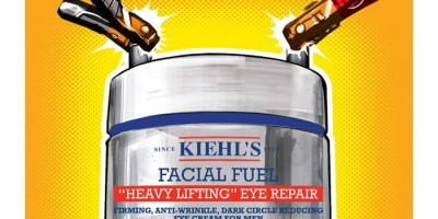 Kiehl's Facial Fuel Heavy Lifting Eye Repair for men