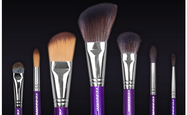 Introducing COZZETTE Divinity - Collection of Makeup Brushes